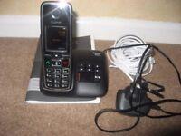 Gigaset Home Phone and Answering Machine