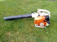 Stihl sh55 petrol leaf blower