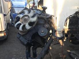 Ford transit engine 2.4 rwd 2007 140 bhp £1250