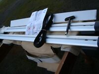 AUDI Q5 BRAND NEW ROOF BARS NEVER BEEN FITTED COST £235 BARGAIN ONLY £50 FOR QUICK SALE