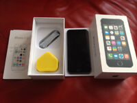 IPHONE 5S 16GB OPEN TO ALL NETWORKS ALL SIM CARDS