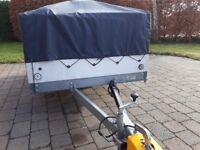 Sunncamp 550 Trailer Tent 2011