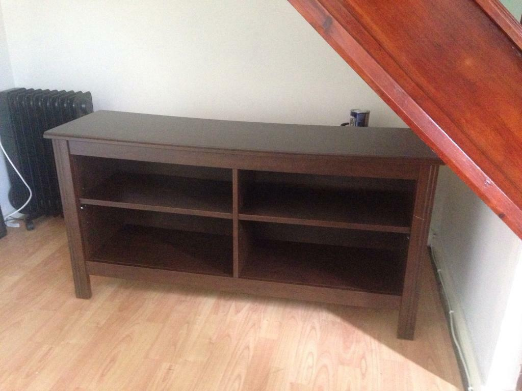 ikea brusali tv stand in chandlers ford hampshire gumtree. Black Bedroom Furniture Sets. Home Design Ideas