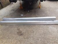 Astra h mk5 xpack side sills