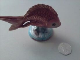 Vintage fish ornament