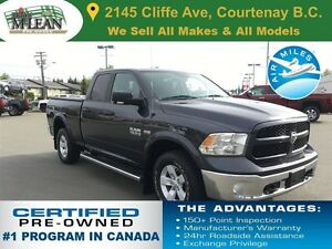 2016 Ram 1500 Outdoorsman 4x4 Heated Seats Navigation