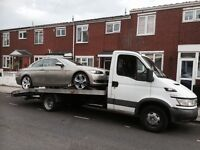 Car recovery car movement car towing from £40