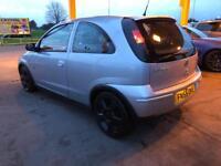 2005 (55) Vauxhall Corsa SRI 1.4 16v LOW MILES !