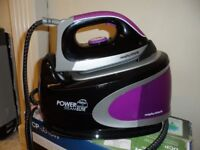 Morphy Richards Stean Elite Iron used in excellent condition .RRP£120
