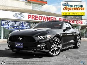 2015 Ford Mustang EcoBoost ***Premium leather, NAV***