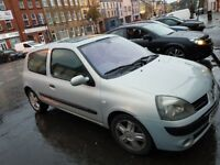 Renault CLIO 1.5 diesel very good condition, very economical, long MOT aug 2018