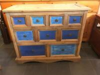 Painted merchants style drawers