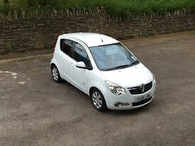 £20 Per Wk/1 LADY OWNER/GREAT CONDITION!! 2009 (09) VAUXHALL AGILA DESIGN 1.2 PETROL MANUAL NEW MOT