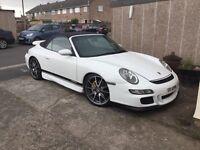 Porsche 911 (GT3 rs replica)