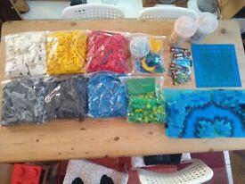 Huge Loose LEGO Bundle, Massive Variety