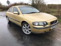 Volvo S60, AUTOMATIC, long MOT, 97k only