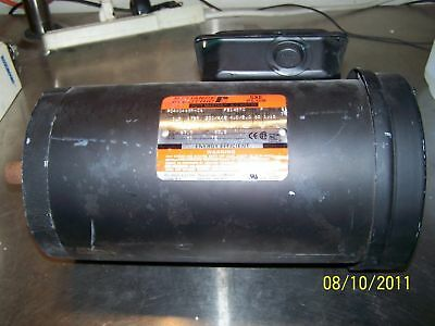 Reliance Electric 1.5hp Duty Master Ac Motor Sxe Plus