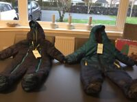 Ted Baker baby snowsuits