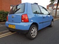 be lupo 1.4 2003 3door only 2 previous owner