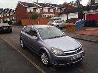 Vauxhall Astra 1.7 cdti 06 plate 1 years mot perfect driver