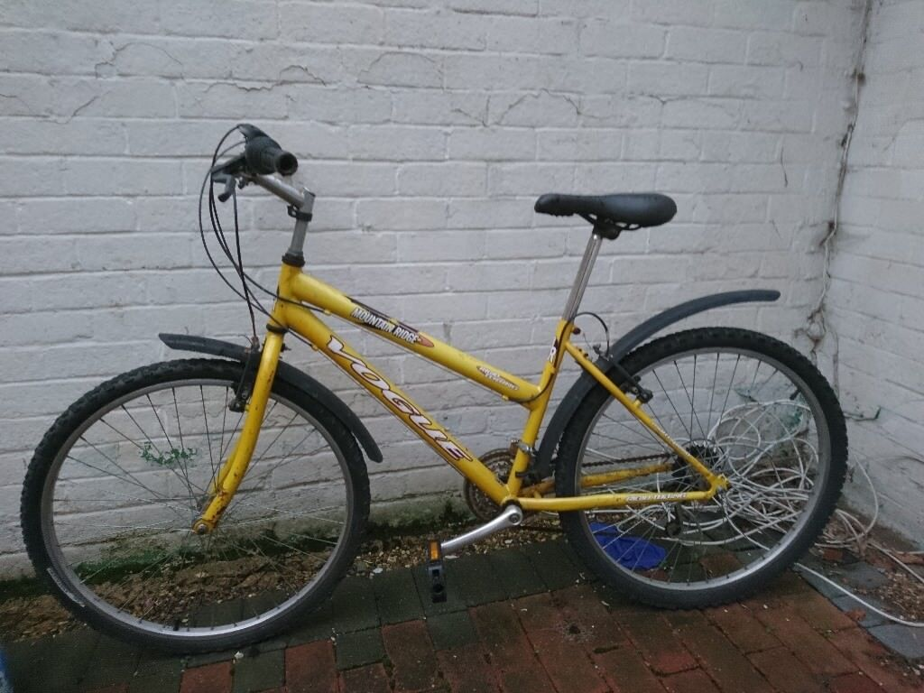 Yellow Bicycle for sale, please contact me by email