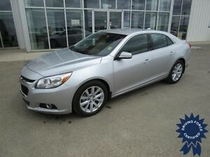 2014 Chevrolet Malibu LT w/Remote Start, Aluminum Wheels