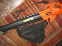 Leaf Blower / Garden Vacuum 2800W