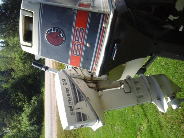 Used 1980 Cadorette runaboat
