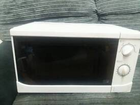 700W Microwave Manual Oven Fully Working