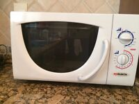 Elekta Microwave Oven and Grill