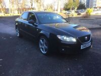 STUNNING 2010 SEAT EXEO TDI LUX PACK SAME AS AUDI A4 SERVICE HISTORY RELIABLE CAR £3500