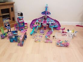 Polly Pocket Huge Bundle Excellent Condition!!