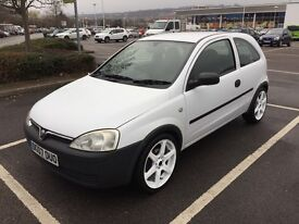 2007 VAUXHALL CORSA 1.3 CDTI / NEW MOT / PX WELCOME / BIG ALLOYS / CARDS TAKEN / WE DELIVER