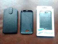 Three Covers for Samsung Note 2