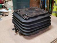 Plant suspension Seat base... digger/dumper boat etc