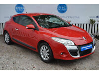 RENAULT MEGANE Can't get car finance? Bad crdit, unemployed? We can help!