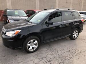 2015 Subaru Forester Automatic, Power Windows, AWD