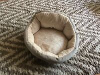 new and unused cat bed