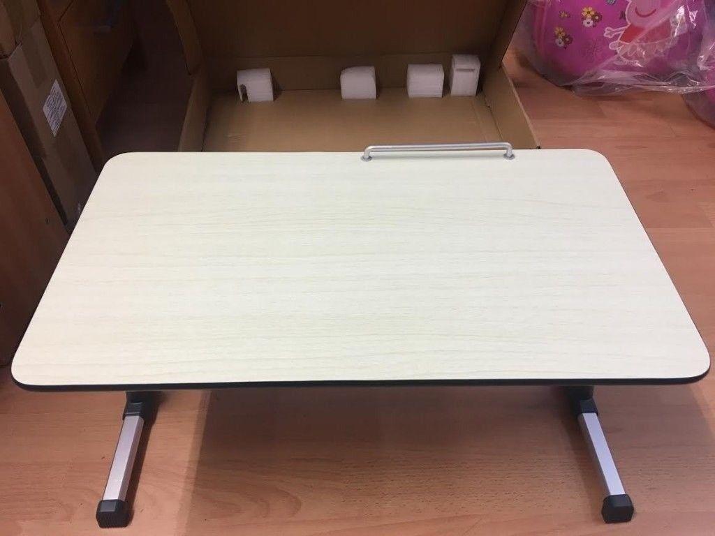 Only £22 !! Brand New Ergonomic Adjustable Portable Folding Laptop Desk
