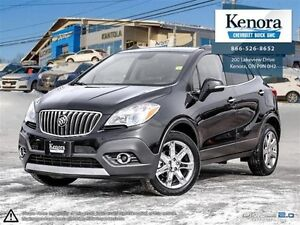 2016 Buick Encore Leather AWD *Sunroof, Remote Start & Heated Se