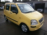 ** NEWTON CARS ** 00 X SUZUKI WAGON R+ 1.3 GL, 5 DOOR, 98,000 MLS, FSH, MOT OCT 2018, CALL US