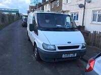 Ford transit Towbar and roof rack 7 months MOT