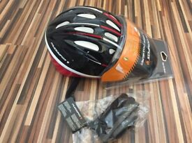 x2 Kids Cycle, skate Helmets, size S, (age 6-8?) One unopened, one worn once or twice.