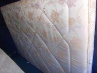 A RELYON Double mattress