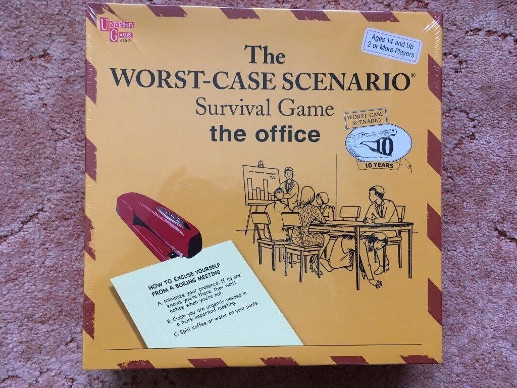 worst case scenario survival game