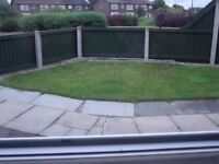 wanted a 2 bedroom house or a 2 bed bungalow for our 3 bed semi in Blackpool anywhere considered !