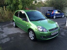 Ford Fiesta climate 53000k