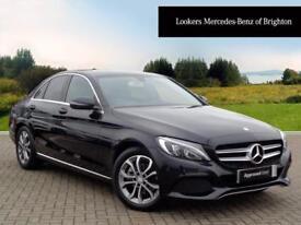 Mercedes-Benz C Class C220 D SPORT (black) 2016-06-02