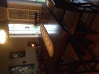 8 chair table set for sale