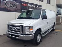 2014 Ford E-250 XLT LOADED CAGE BOARDS (CERTIFIED)